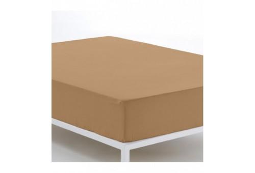 Bajera ajustable COMBI LISOS. 100% algodón (144 hilos). Es-Tela 006-MARRON