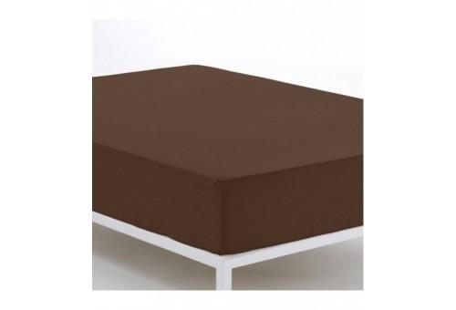 Bajera ajustable COMBI LISOS. 100% algodón (144 hilos). Es-Tela 025-CAFE