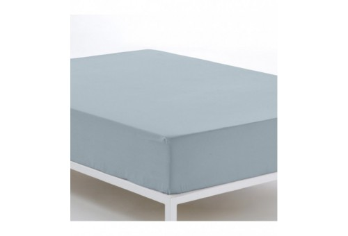 Bajera ajustable COMBI LISOS. 100% algodón (144 hilos). Es-Tela 256-PLATA