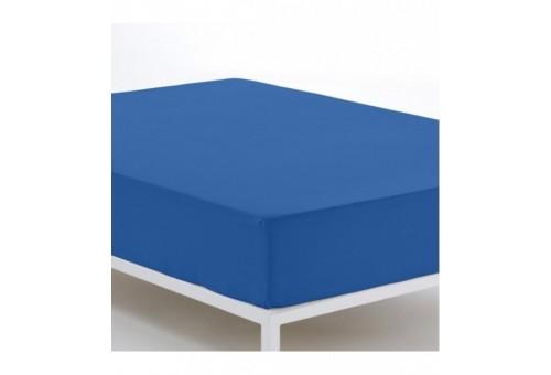 Bajera ajustable COMBI LISOS. 100% algodón (144 hilos). Es-Tela 017-AZULON