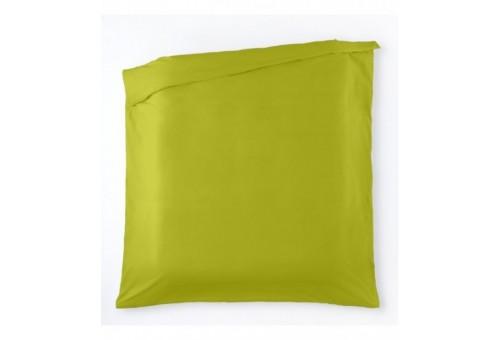 Funda nórdica COMBI LISOS. 100% algodón (144 hilos) 111-PISTACHO