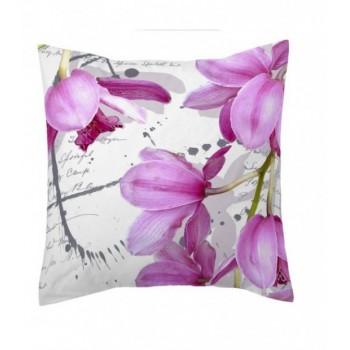 Funda de cojín Orquídea