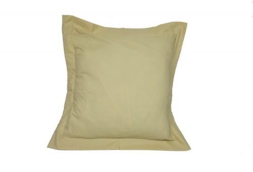Funda cojín algodón Combi Cala 002-BEIGE