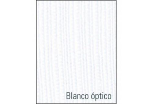 Cubrecanapé loneta teflón RÚSTICO LISO tipo colcha. Es-Tela 145-BLANCO OPTICO