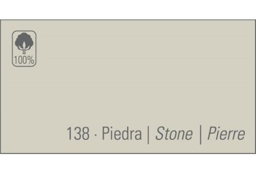 Juego de servilletas LISOS CAPET 14/14. Es-Tela 138-PIEDRA