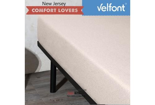 lenzuolo con angoli Velfont | New Jersey Nordic Beige