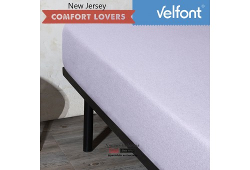 Velfont Fitted Sheet | New Jersey Nordic Beige