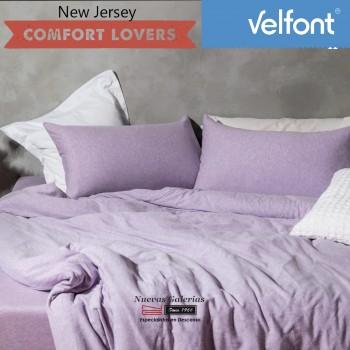 Velfont Duvet Cover | New Jersey Soft Lavanda