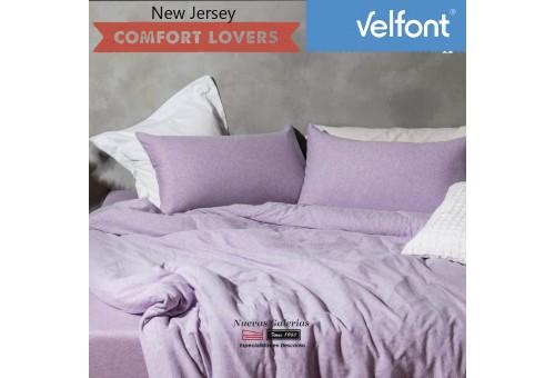 Housse de couette Velfont | New Jersey Soft Lavanda