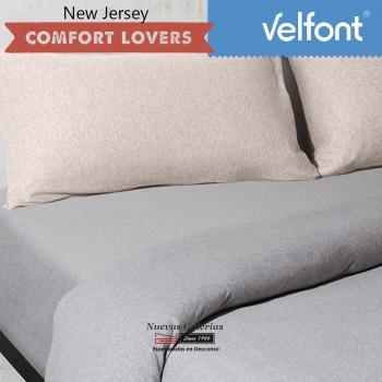 Velfont Pillowcase | New Jersey Nordic Beige
