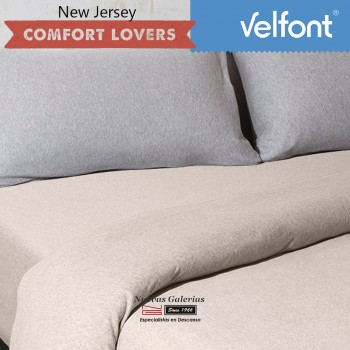 Velfont Pillowcase | New Jersey Gris Zen