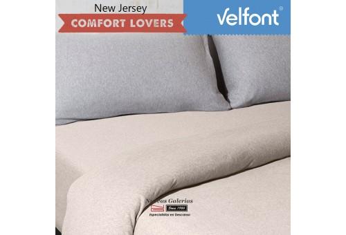 Copriguanciale Velfont | New Jersey Gris Zen