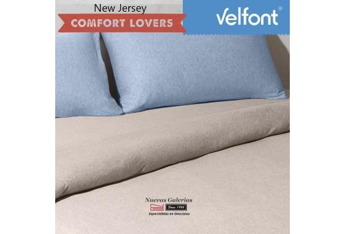 Taie d´Oreiller Velfont | New Jersey Azul Sky