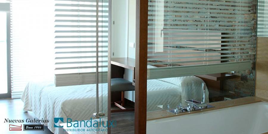 Holzjalousie 50mm | Bandalux