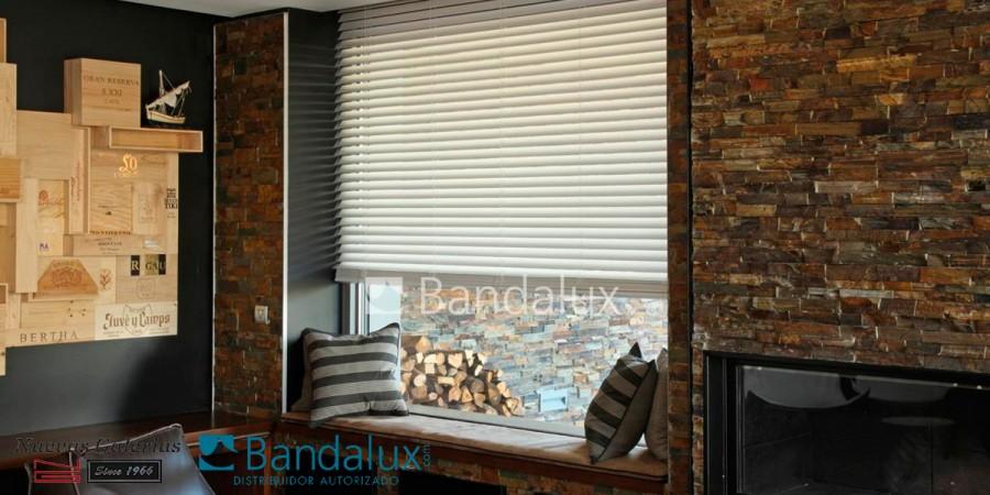 Veneziana di legno 50mm | Bandalux