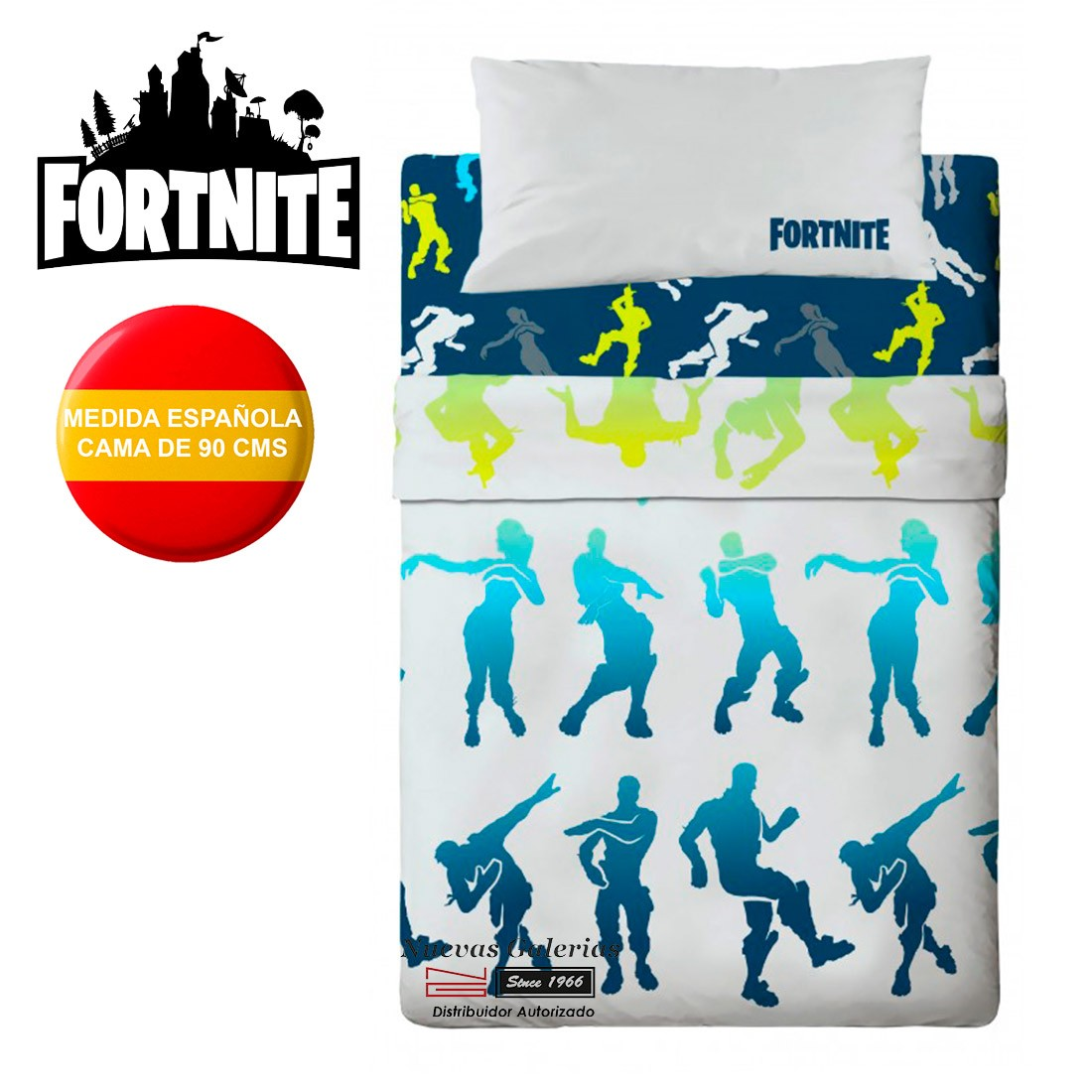 Fortnite bettwäsche