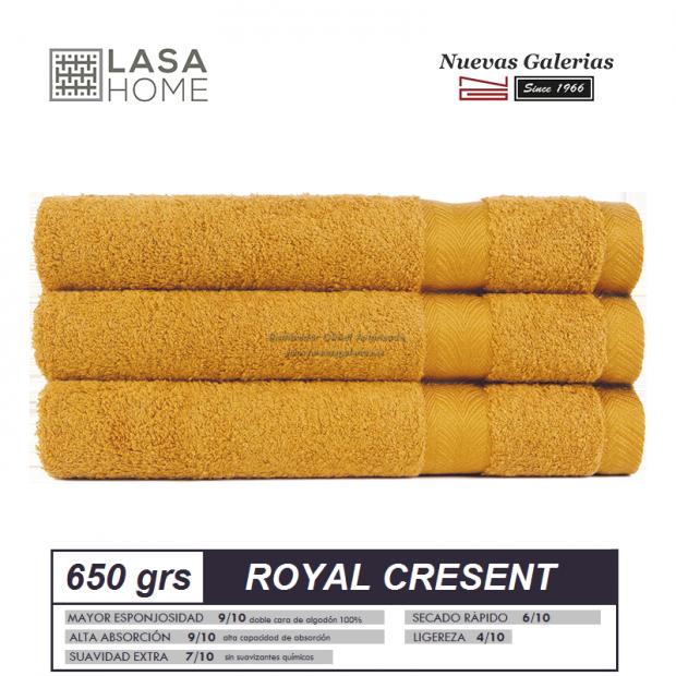 Toalla Sunset Algodon 650 gramos | Royal Cresent