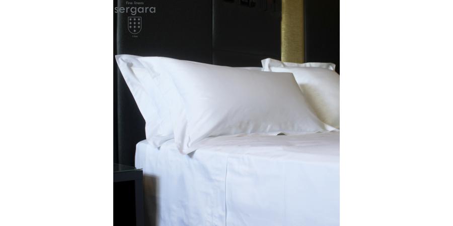 Sergara Sheet Set 600 Thread Egyptian Cotton Sateen | Essencial