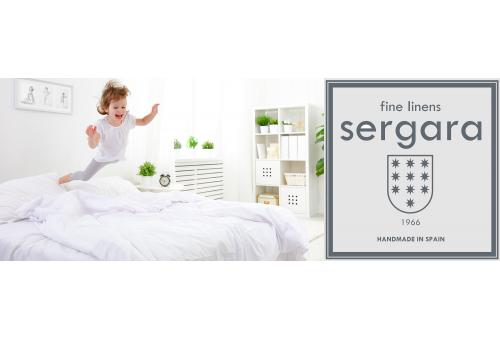 Juego Sabanas Sergara | Essencial 600 hilos