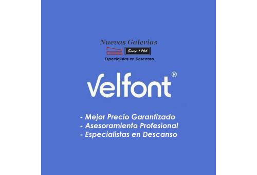 Funda de Colchón Raso labrado Blanco   Velfont