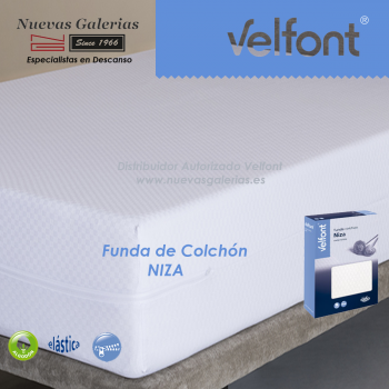 Niza fully enclosed mattress cover | Velfont