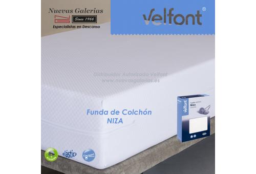 Niza fully enclosed mattress cover | Velfont