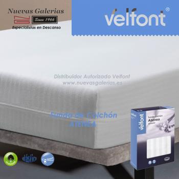 Velfont Matratzenbezug 100% elastischer Baumwolle | Atenea