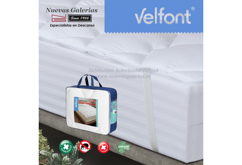 Anti-dustmite Mattress Topper | Velfont
