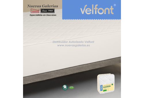 MAX Cotton quilted mattress protector | Velfont