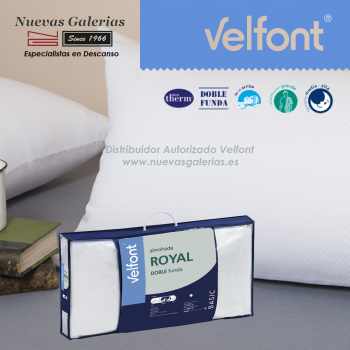Almohada Royal | Velfont