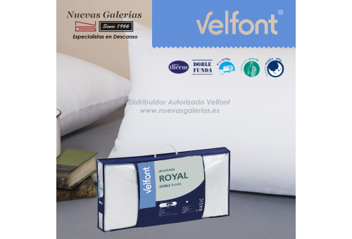 Neotherm® Fiber Pillow | Velfont Royal