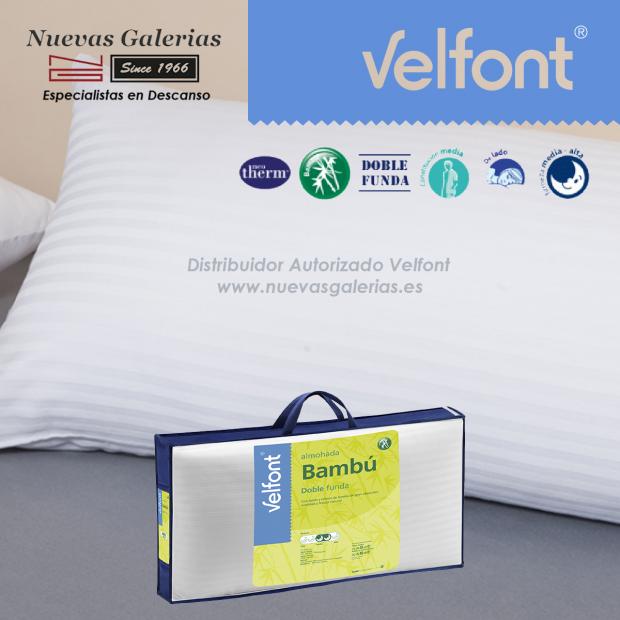 Neotherm® Faserkissen | Velfont Bambu
