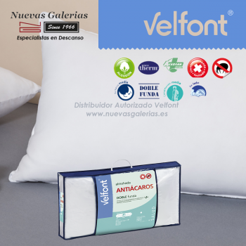 Acarsan® Anti-dustmite pillow | Velfont