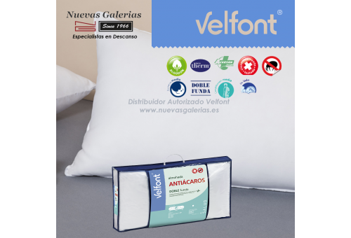 Acarsan® Anti-dustmite pillow | Velfont