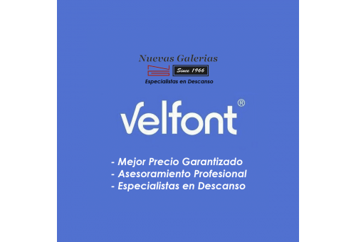 Almohada de fibra Neotherm® Plus Teide   Velfont