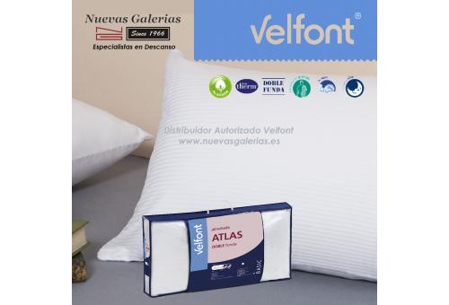 Almohada de fibra Neotherm® Atlas | Velfont