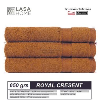 Asciugamani in cotone Giallo topazio 650 grammi | Royal Cresent