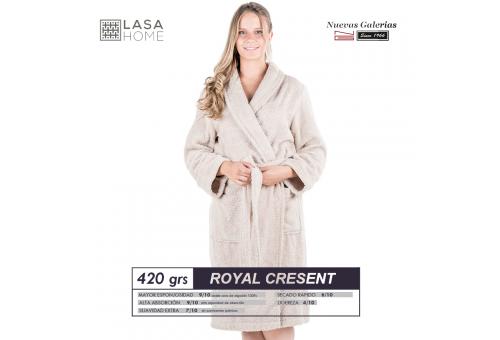 Shawl Collar Robe Sunset | Royal Cresent