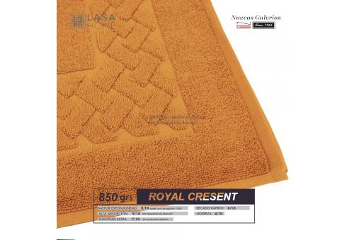 100% Baumwolle Badteppich 850 g / m² Gelb Honig | Royal Cresent