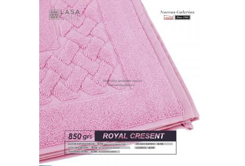 Tappeto bagno in spugna di cotone Rosa lavanda 850 grammi | Royal Cresent