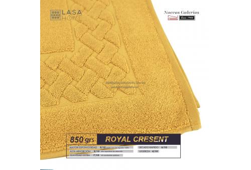 Alfombra de Baño Algodón 850 g / m² Amarillo Quartz | Royal Cresent