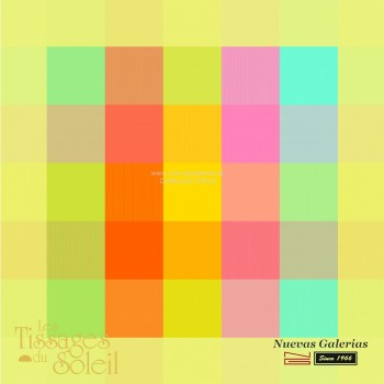 Napkins Les Tissages du Soleil | Ludique Yellow