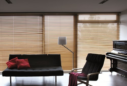 Wood Venetian blinds Bandalux