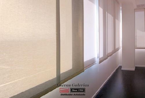 Fabric Translucent MATIZ IGNIS | Bandalux