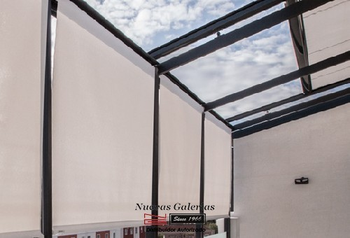 Roller Shade POLYSCREEN® 650 | Bandalux