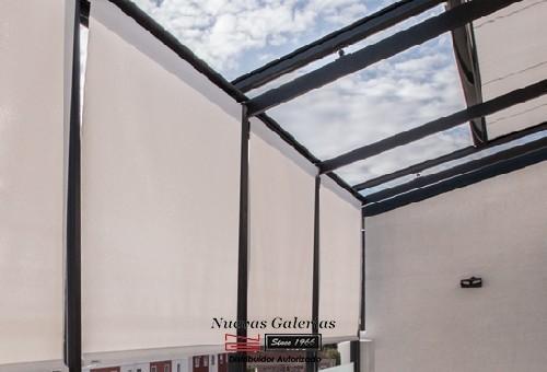 Store enrouleur POLYSCREEN® 650 | Bandalux