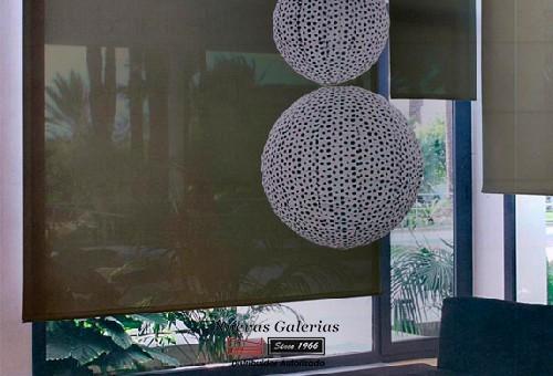 Store enrouleur POLYSCREEN® Luminous | Bandalux