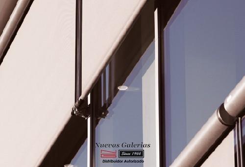 Store enrouleur POLYSCREEN® 501 | Bandalux