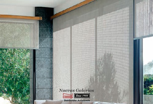 Roller Shade POLYSCREEN® VISION | Bandalux