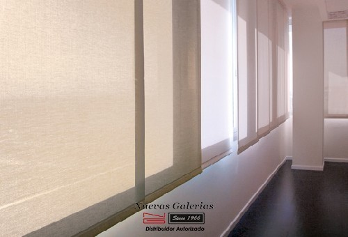 Roller Shade Translucent MATIZ IGNIS | Bandalux